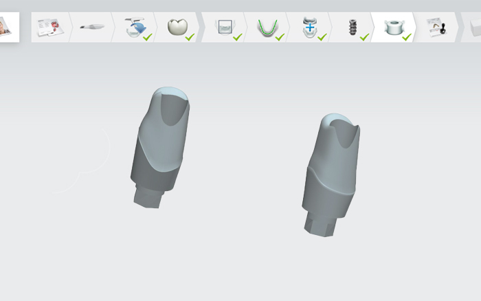 Customized Abutments